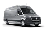Mercedes Sprinter skåpbil