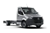 Mercedes Sprinter chassibil