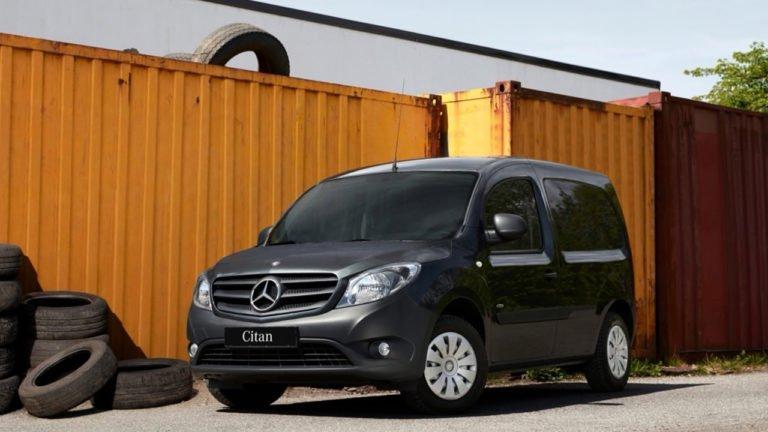 Kampanj Mercedes Citan