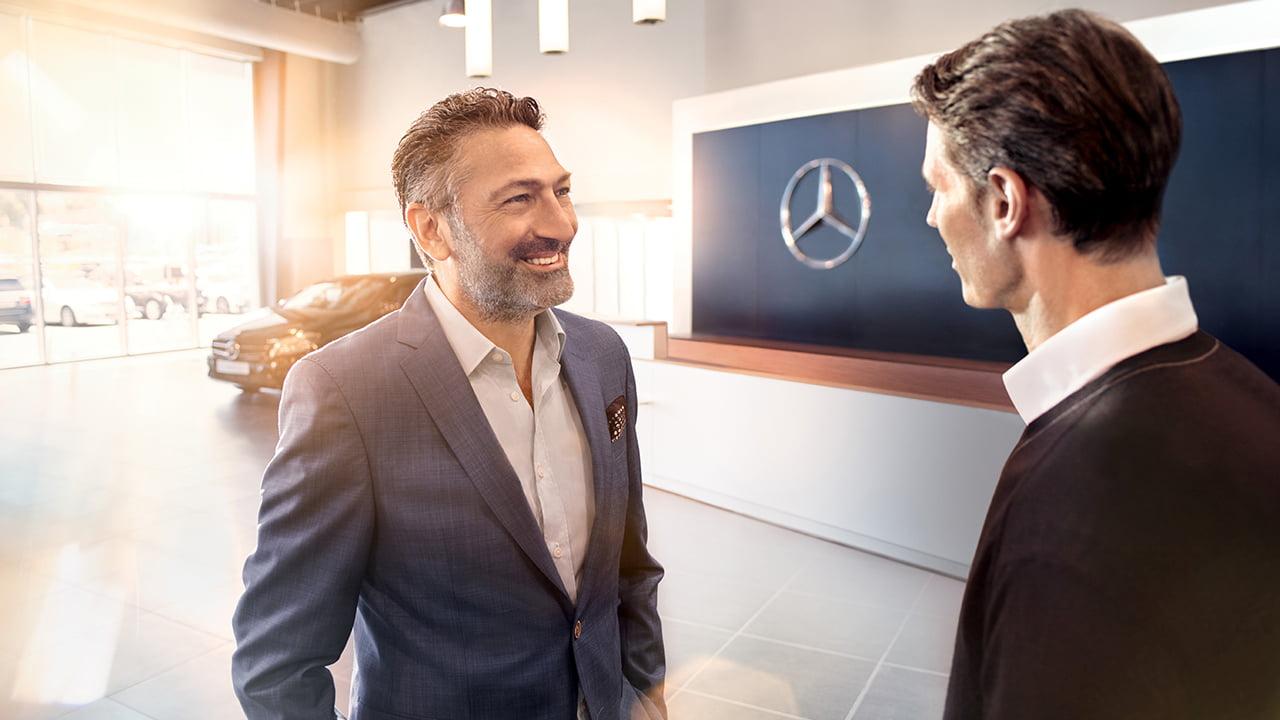 Kontakta Mercedes-Benz Malmö