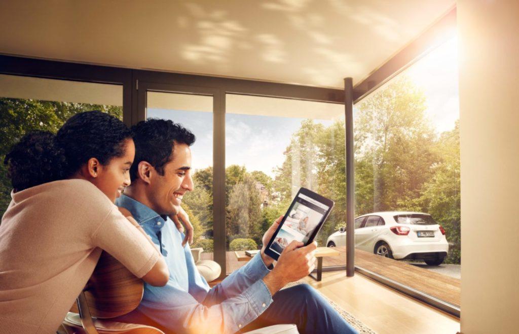 Digital servicebok Mercedes