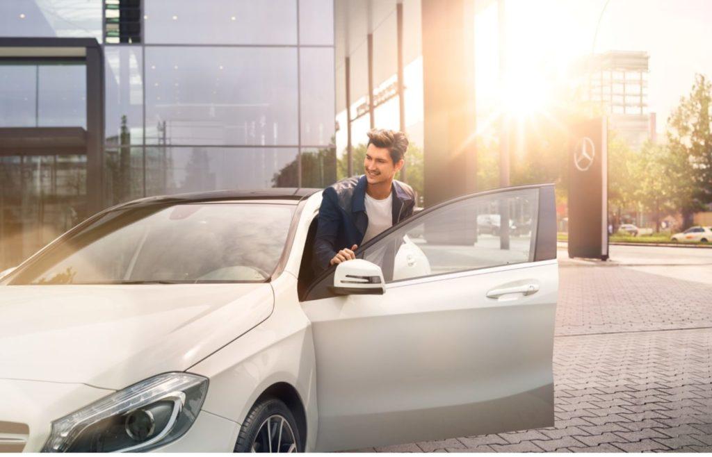 Boka din service hos Mercedes-Benz Malmö