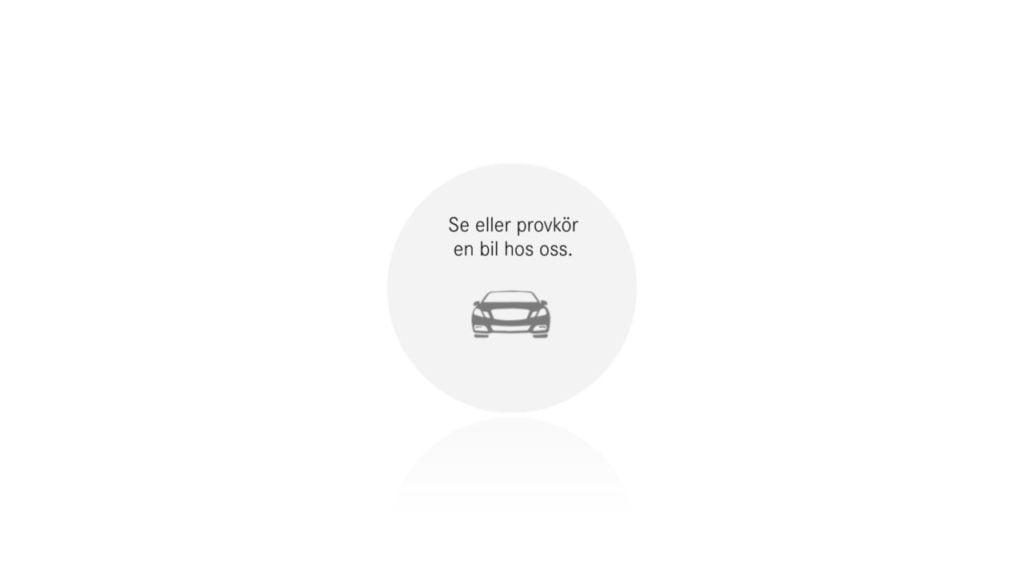 Boka din provkörning hos Mercedes-Benz Malmö